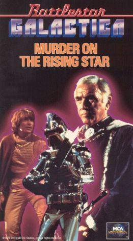 Battlestar Galactica : Murder on the Rising Star