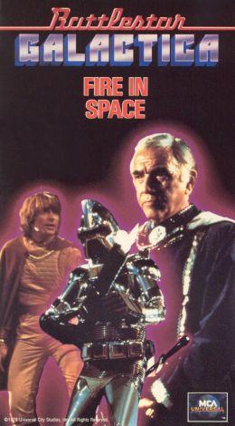 Battlestar Galactica : Fire in Space