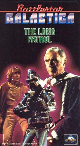 Battlestar Galactica : The Long Patrol