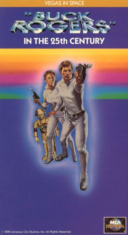 Buck Rogers in the 25th Century : Vegas in Space