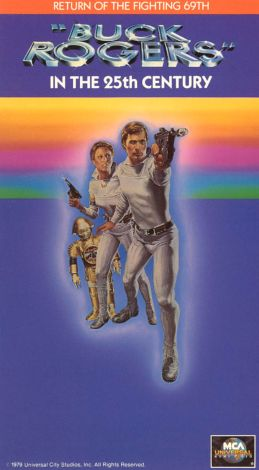 Buck Rogers in the 25th Century : Return of the Fighting 69th