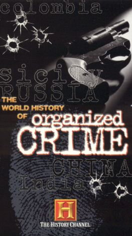 The World History of Organized Crime: Colombia