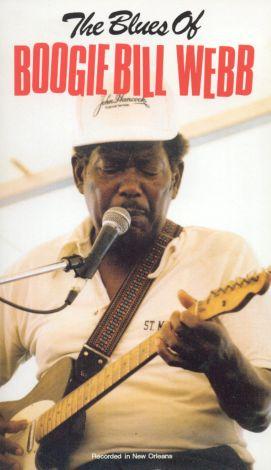 The Blues of Boogie Bill Webb