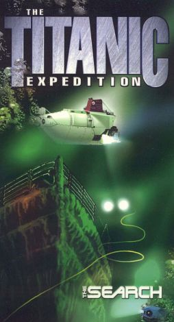 Titanic Expedition 1: Search