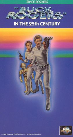 Buck Rogers in the 25th Century : Space Rockers