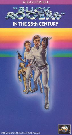 Buck Rogers in the 25th Century : A Blast for Buck