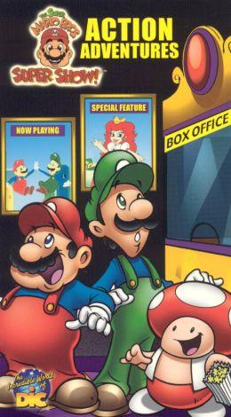 The Super Mario Bros. Super Show! : Raiders of the Lost Mushroom