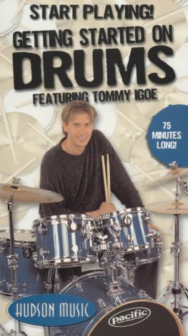 Getting Started on Drums: Start Playing!