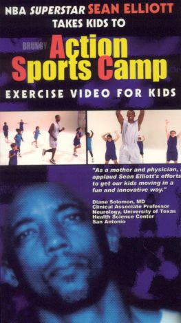 Action Sports Camp: Exercise Video for Kids