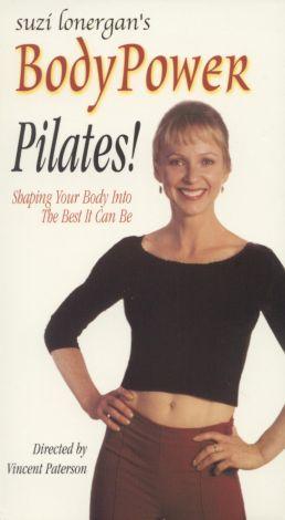 Suzi Lonergan's Body Power Pilates!
