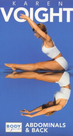 Karen Voight: Pilates Core Power - Abdominals & Back