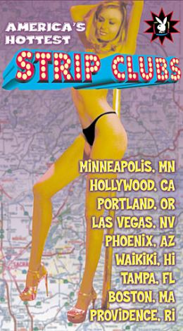 America's Hottest Strip Clubs