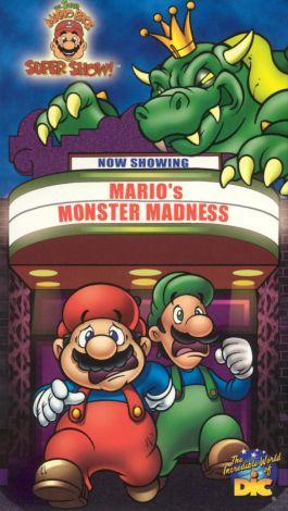 The Super Mario Bros. Super Show! : Robo Koopa