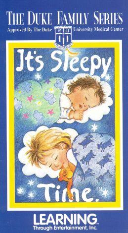 It's Sleepy Time