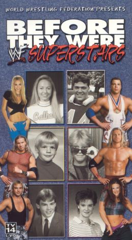 WWE Fanatic: Before They Were Superstars