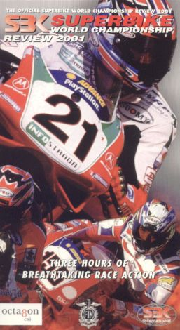 World Superbike Review 2001