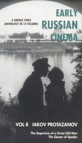 Early Russian Cinema, Vol. 8: Iakov Protazanov