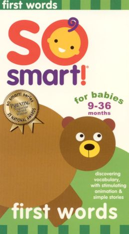 So Smart!: Baby's Beginnings: First Words