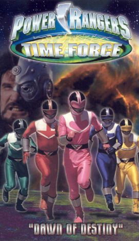 Power Rangers Time Force : Dawn of Destiny