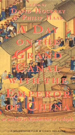 A Day on the Grand Canal with the Emperor of China