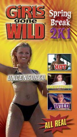 Girls Gone Wild: Spring Break 2K1