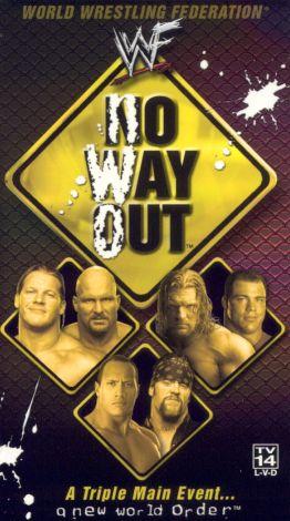 WWF: No Way Out - 2002