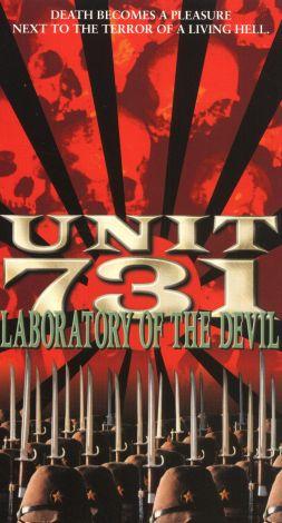 Unit 731: Laboratory of the Devil