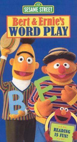 Sesame Street: Bert and Ernie's Word Play