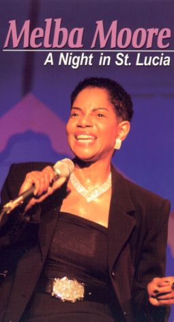 Melba Moore: A Night in St. Lucia