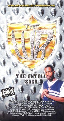 Krushadelic Presents: The WB - The Untold Saga