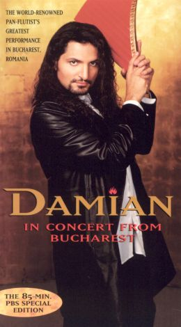 Damian: In Concert from Bucharest