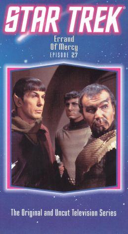 Star Trek : Errand of Mercy