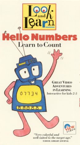 Look and Learn: Hello Numbers - Learn to Count