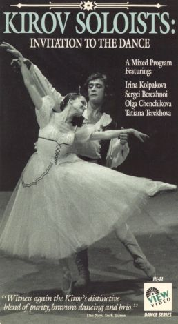 Kirov Soloists: Invitation to the Dance