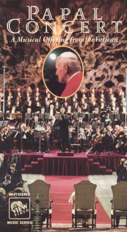 Papal Concert: A Musical Offering from the Vatican