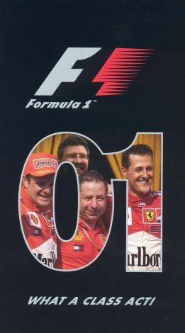 Formula 1 Review: 2001