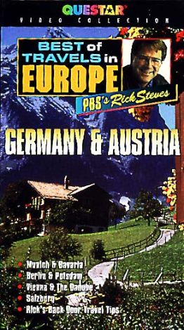 Rick Steves: Best of Travels in Europe - Germany, Austria & Switzerland