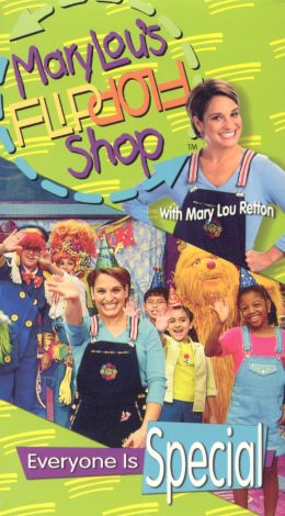 Mary Lou's Flip Flop Shop: Everyone Is Special
