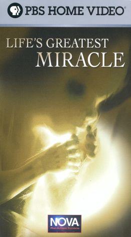 NOVA : Life's Greatest Miracle
