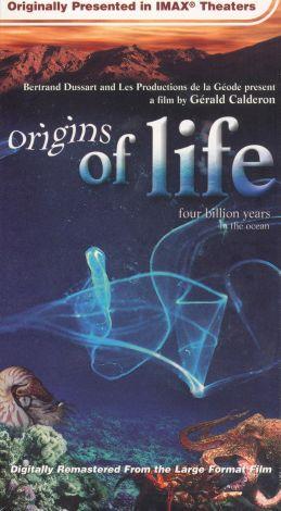 Origins of Life: Four Billion Years in the Ocean