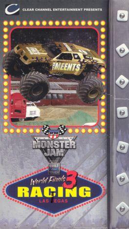 Monster Jam World Finals 3: Racing