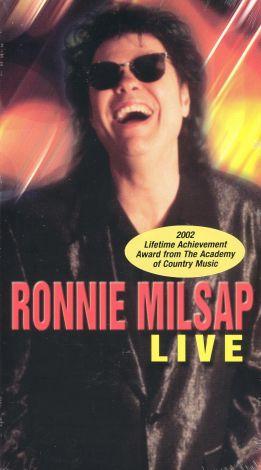 Ronnie Milsap in Concert