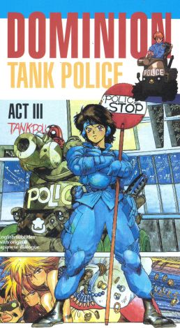Dominion Tank Police, Act 3: $900,000,000 Nude