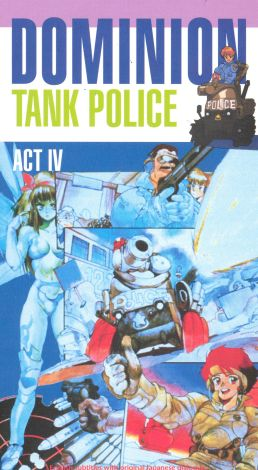 Dominion Tank Police, Act 4