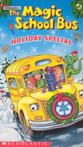 The Magic School Bus : Magic School Bus Holiday Special