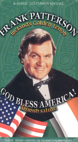 Frank Patterson: God Bless America!