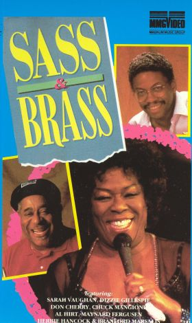 Sass & Brass: A Jazz Session