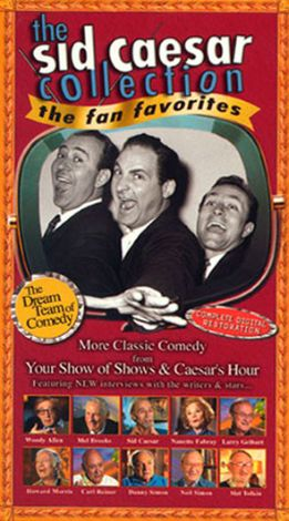 The Sid Caesar Collection: The Dream Team of Comedy