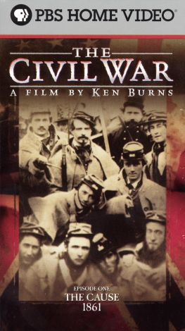 The Civil War : The Cause---1861