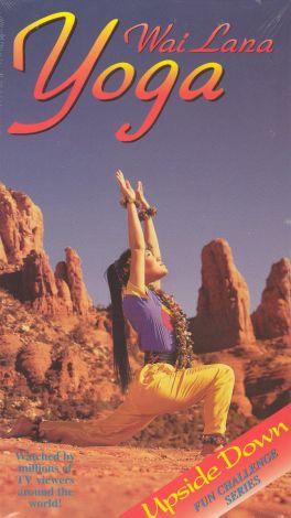 Wai Lana Yoga: Upside Down